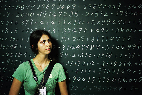 Consider a career with numbers to earn big bucks